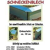 Schneckenblech / Schneckenzaun bellissa 100x20cm