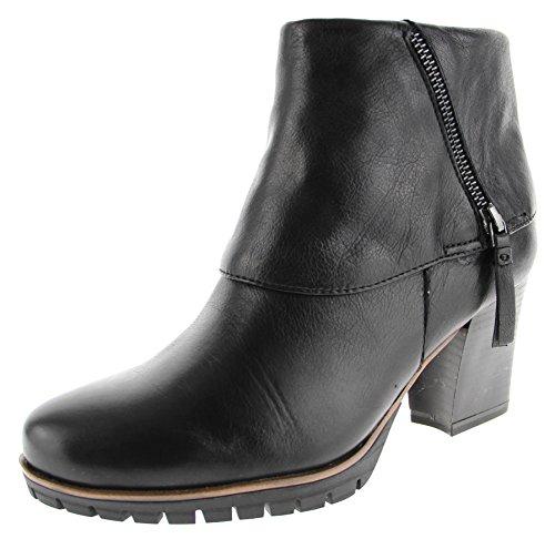 Tamaris 25391, Damen Kurzschaft Stiefel, Schwarz (schwarz (BLACK001)), 39 EU (6 Damen UK)