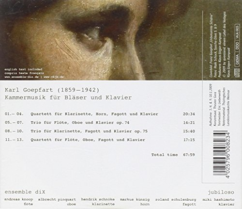 Zoom IMG-1 jubiloso chamber music for winds
