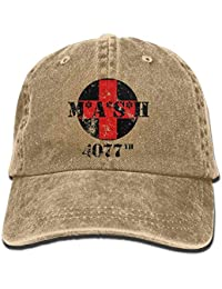 ZMYGH Mash 4077th Unisex Baseball cap Cowboy Hat Bill Snapback Hats 648124436f09