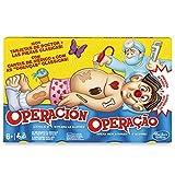Hasbro GamingOperation - Classic Edition (B2176150) [English Language Not Guaranteed] Spanish/Portuguese version multicoloured