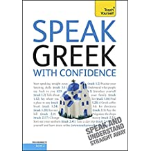 Speak Greek with Confidence: Teach Yourself