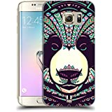 Head Case Designs Panda Animaux Aztèques 3 Étui Coque D'Arrière Rigide Pour Samsung Galaxy S7 edge