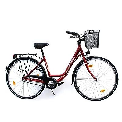 Citybike 26 Zoll Damenrad 3 Gang Nexus Nabenschaltung STVZO Mifa Fahrrad Cityrad