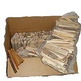 25 Kg Anfeuerholz Anzündholz Kaminanzünder kammergetrocknet Fichte-Kiefer