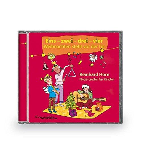 Preisvergleich Produktbild Eins-zwei-drei-vier Weihnachten steht vor der Tür: CD