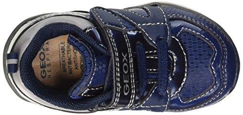 Geox B Todo Boy B, Chaussures Marche Garçon Blau (NAVY/GREYC0661)