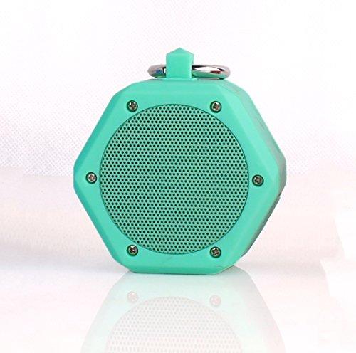yunmei® Portátil Mini estéreo inalámbrico Bluetooth Altavoz y # xFF0C; multiusos impermeable...