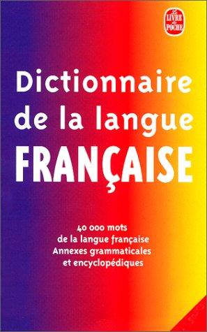 Dictonnaire de la langue française par Jean Dubois