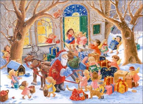 Calendrier de l'avent : Les Anges de Noël por Uli Waas