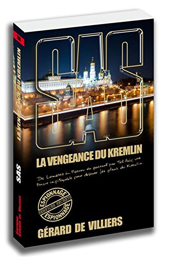 SAS 200 La vengeance du Kremlin - Edition Collector