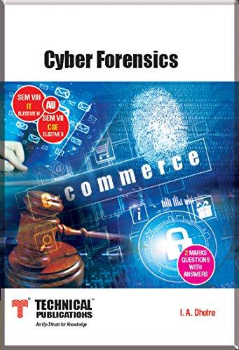Cyber Forensics for Anna University ( Sem-VII CSE, Elective II, Sem VIII I.T., Elective IV Course 2013 )