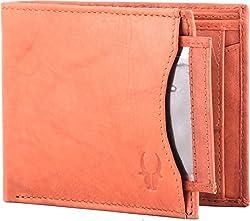 WildHorn WH456 Tan Mens wallet
