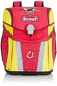 Scout Schulrucksack Emotion Sunny Pink (Silver Star) 49350062900