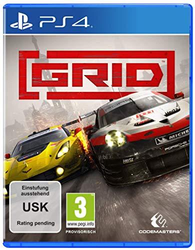 Grid - Standard Edition - [PlayStation 4] -