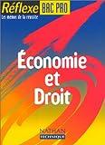 Image de Economie droit Bac professionnel, mémo numéro 9