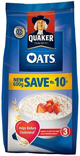 Quaker Oats, 600g