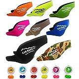 Kopfband/Ohrschutz Ultra Neopren Head Band für Schwimmen, mittlere Größe (Alter 4–9Jahre), Hot Pink