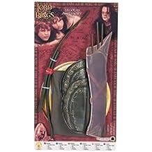 Legolas traje ajustado con el arco