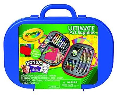 Crayola Ultimate Art Supply Fall 1 PCS SKU # 1849187 MA (Fall Crayola Art)