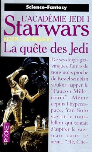 La quête de Jedi