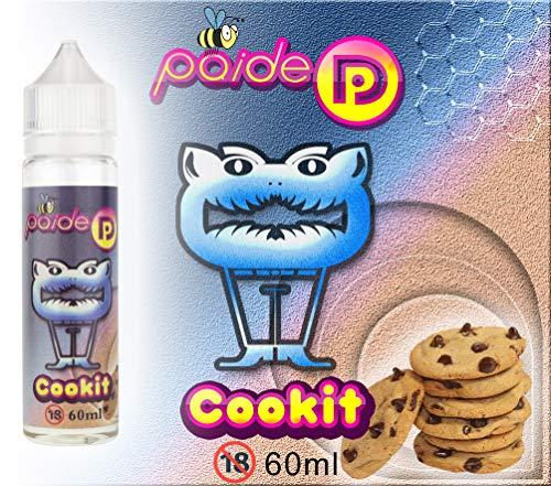 60ML Paide Premium E-Liquid - Sin nicotina - Líquido