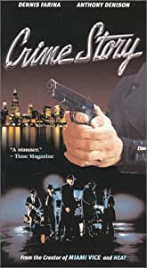 Crime Story [VHS] [Import USA]