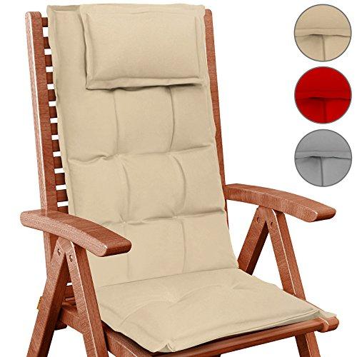 jago Cuscino giardino cuscino sedie mobili giardino cuscini esterno ...