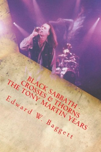 Black Sabbath Crosses And Thorns The Tony Martin Years