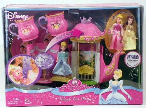 Disney Princess Royal Tea Party Set (Party Royal Princess)