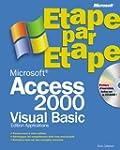 Microsoft Access 2000, VBA, �tape par...