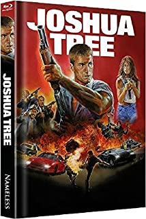 Joshua Tree (Barret - Das Gesetz der Rache) - Limited Mediabook (Remastered / Uncut / Unrated) - Blu-ray