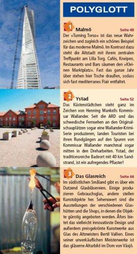 Südschweden. Polyglott on tour - Reiseführer: Unsere besten Touren. Unsere Top 12 Tipps: Alle Infos bei Amazon