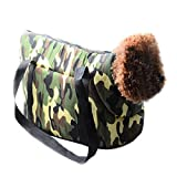 Brandneu Hochwertig Fashion Camouflage Hundetasche
