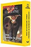 Coffret National Geographic 2 DVD : Anacondas, les géants du Vénézuela / Cobras, souverains de l'Inde