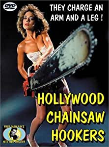 Hollywood Chainsaw Hookers [DVD] [Region 1] [US Import] [NTSC]