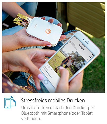 HP Sprocket Fotodrucker - 4