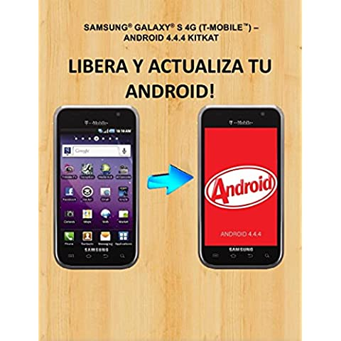 Liberar y Actualizar Samsung® Galaxy® S® 4G SGH-T959V