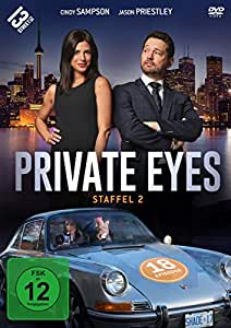 Private Eyes Staffel 2 [5 DVDs]
