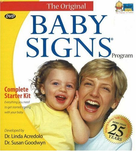 Original Baby Signs(r) Program Complete Starter Kit: Everything You Need to Get Started Signing With Your Baby