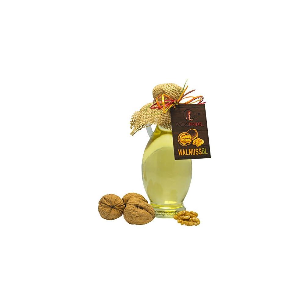 Walnussl Walnuss L Naturreines Kaltgepresstes Walnussl Aus Usa Kalifornien In Premiumqualitt Amphore Irgizia Flasche 250ml