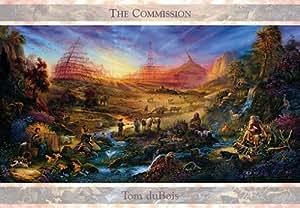 Puzzle 1000 pièces - Tom Dubois : L'Arche de Noé