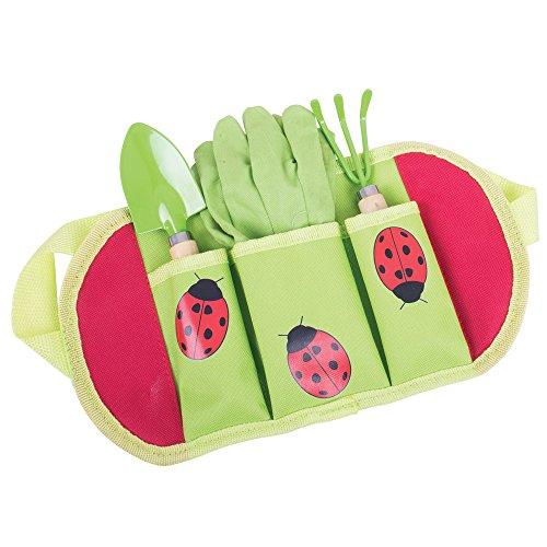 Juguetes Bigjigs jardiner?a Cinturones ni?os Las Herramientas