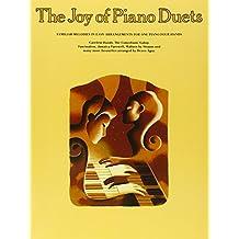 Joy Of Piano Duets: Noten für Klavier, Klavier 4-händig (Joy Books (Music Sales))