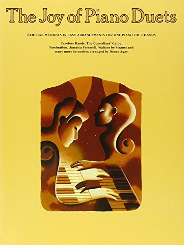 The Joy of Piano Duets (Joy Books (Music Sales))