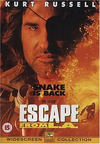 Escape From L.A. [UK Import]