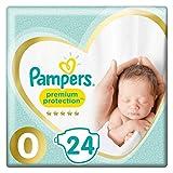 New Baby Premium Protection, Waist 0, (1.5-2.5 kg) / (1-2.5kg) 6 x 24 piece