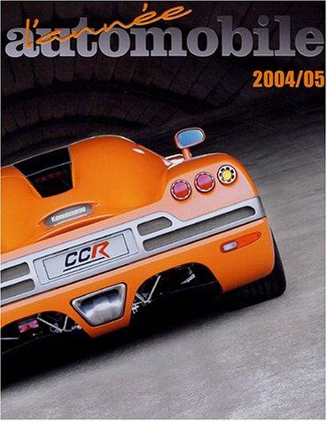 L'année automobile 2004-2005 par Collectif