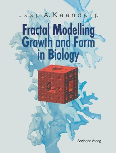 FRACTAL MODELLING GROWTH AND FORM IN BIOLOGY par Jaap A. Kaandorp