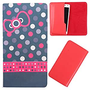 DooDa - For Alcatel One Touch Idol Ultra PU Leather Designer Fashionable Fancy Case Cover Pouch With Smooth Inner Velvet